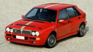 Lancia Delta HF Integrale Evoluzione 2 edizione finale, è stata prodotta nel 1994.