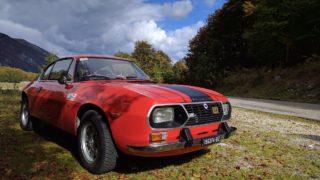 La Lancia Fulvia Sport Zagato è una auto d'epoca che è un capolavoro dell'industria italiana.