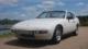 La Porsche 924 bianca del 1981 è stata messa in vendita da Silverstone Auctions.