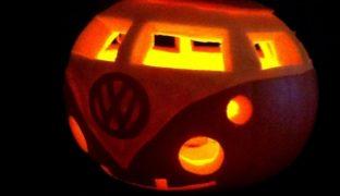 Auto per halloween.
