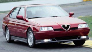 Alfa Romeo 164 Q4.