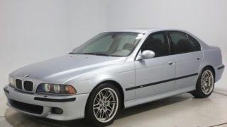 BMW M5 E39.