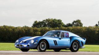 Questa Ferrari 250 GTO potrebbe diventare l'auto d'epoca più costosa del mondo.