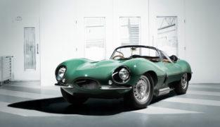 La nuova Jaguar XKSS torna in vendita dal 2017.