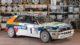Lancia Delta Integrale con livrea Repsol.