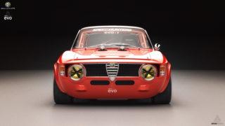 Alfa Giulia GTA.