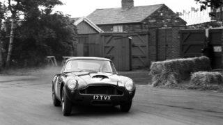 La Aston Martin DB4 GT tornerà in produzione a partire dal 2017.