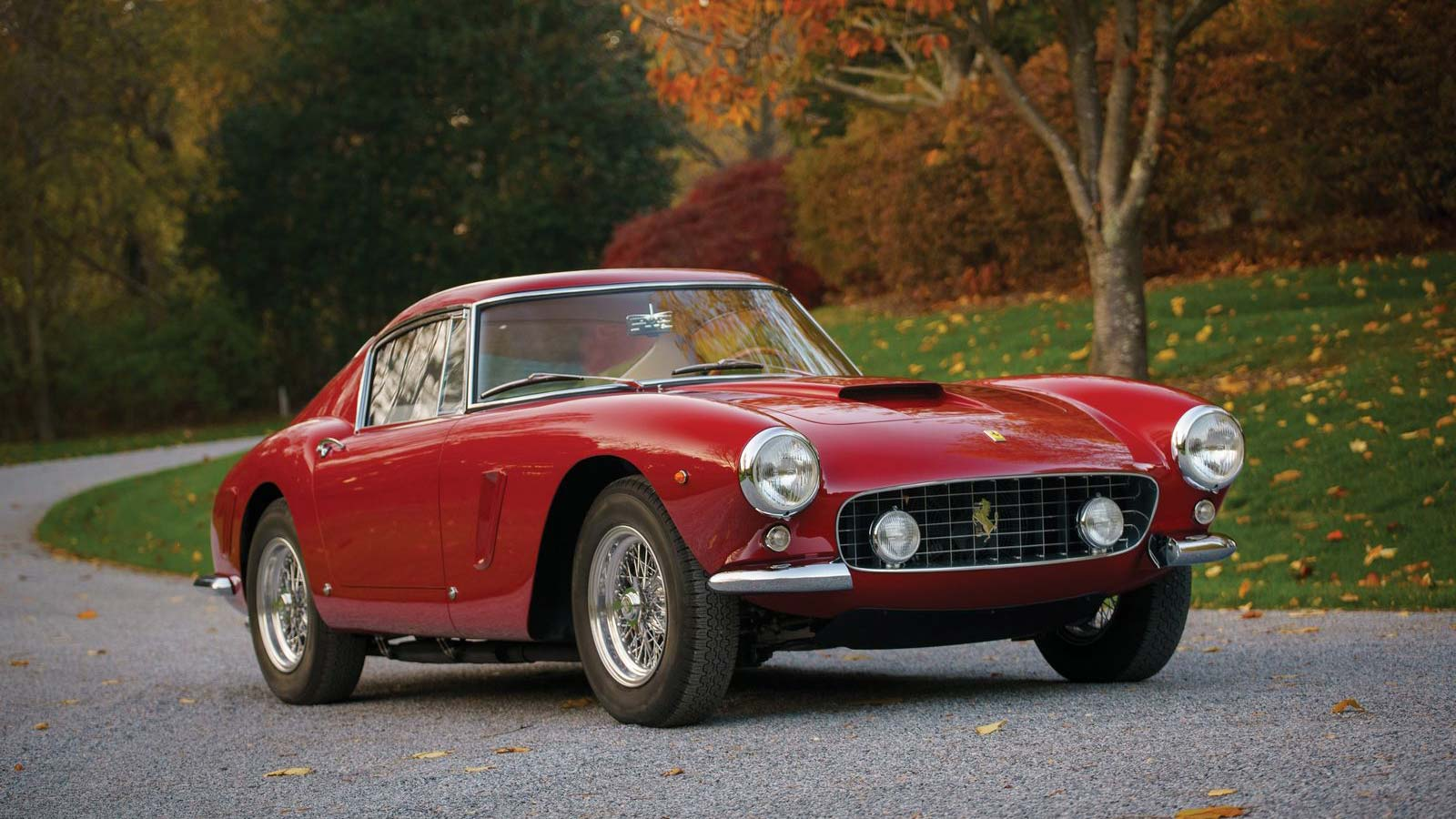 ferrari 250 gt swb berlinetta verso i 10 milioni. Black Bedroom Furniture Sets. Home Design Ideas
