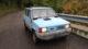 La Fiat Panda 45 prima serie del 1982 restaurata