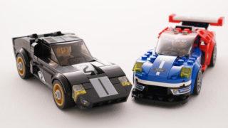 Per celebrare il ritorno alla 24 ore di Le Mans è stata lanciata una linea di Lego con la Ford GT40.