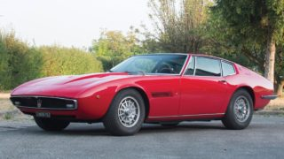 La Maserati Ghibli 4.9 SS del 1970 venduta all'asta Duemila Ruote.