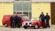 Il team Promotor Classic al Rallye Montecarlo Historique.