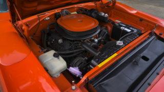 Il motore Hemi.