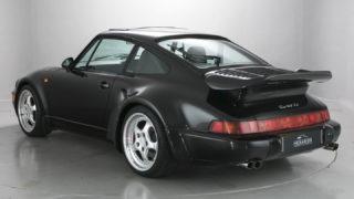 Alettone della Porsche 911.