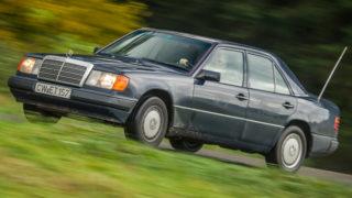 Mercedes Classe E, un milione di chilometri.