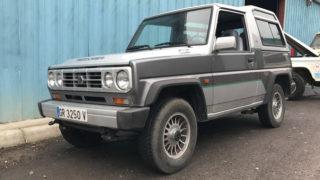 Bertone Freeclimber, si basa sul Daihatsu Rocky e monta motori BMW.