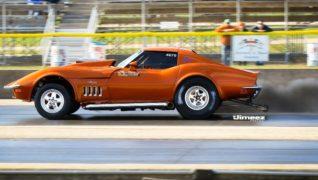 La Corvette diesel.