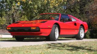 Ferrari 308 era la macchina del telefilm Magnum P.I.
