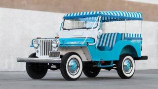Jeep Gala Runabout.