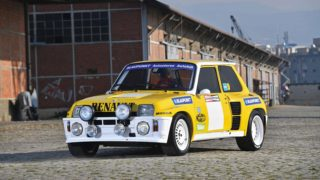 All'asta c'è anche la Renault 5 Turbo del Gruppo B.