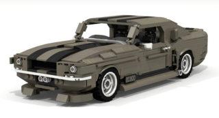 La Shelby Mustang di Fuori in 60 secondi
