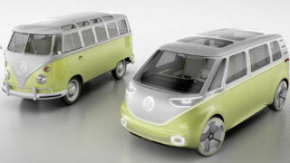 Il Volkswagen Bulli del futuro sarà in vendita dal 2022.