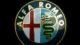 Il logo Alfa Romeo senza la scritta Milano.