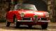 Alfa Romeo Giulietta Spider.