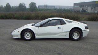 Una macchina prodotta dalla Covini auto si chiama B24.
