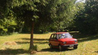La Fiat 126 Bis di Michele Tursi.