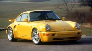 Una classifica di cinque Porsche rare.