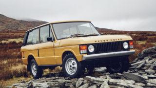 Range Rover Reborn, 10 esemplari al prezzo di 135.000 sterline.