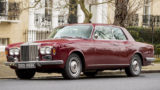 Rolls Royce Corniche, è apparsa in Top Gear.