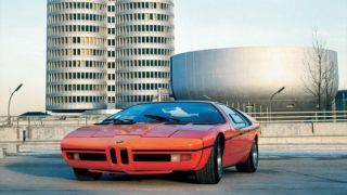 BMW E 25 Turbo.