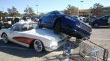 ford fusion chevrolet corvette