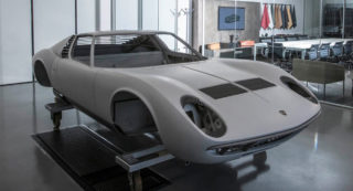 Lamborghini Polo Storico.