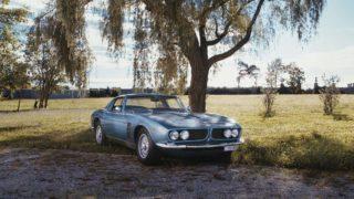 Iso Grifo, prodotta fino al 1974.