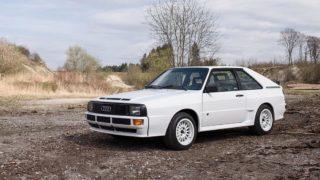 Audi Sport Quattro.