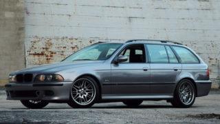 BMW M5 E39 Touring.