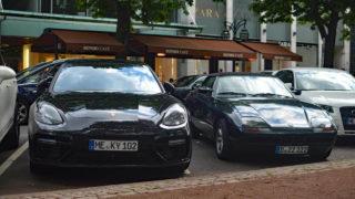 BMW Z1, Audi A3, Porsche Panamera