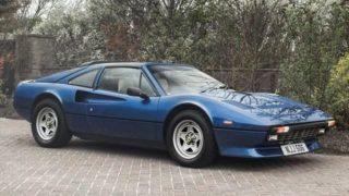 Ferrari 308 con motore V12.