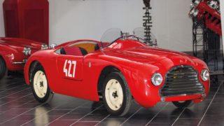 Topolino modificata da Ferruccio Lamborghini