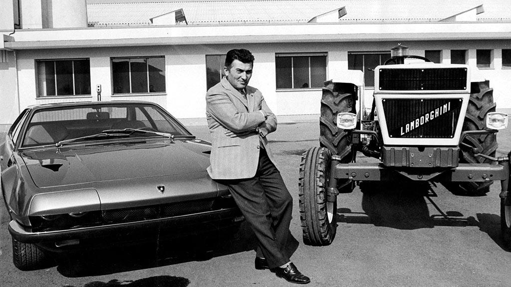 Lamborghini - The Legend: Banderas e Baldwin nel biopic diretto da Michael Radford