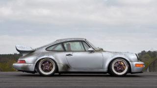 Porsche 911 RSR. sarà venduta all'asta a Villa Erba.