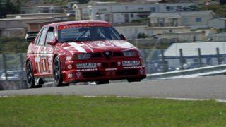 Alfa Romeo 156 DTM.