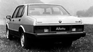 Alfetta 2.4 Turbo Diesel.
