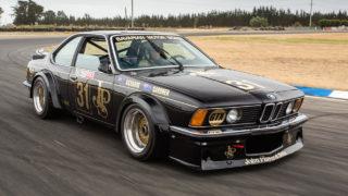 BMW 635 CSi.