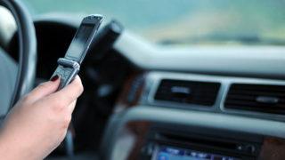 multe cellulare alla guida