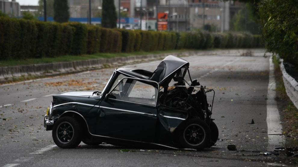 Ubriaco tampona una Mini e uccide un 31enne a Milano
