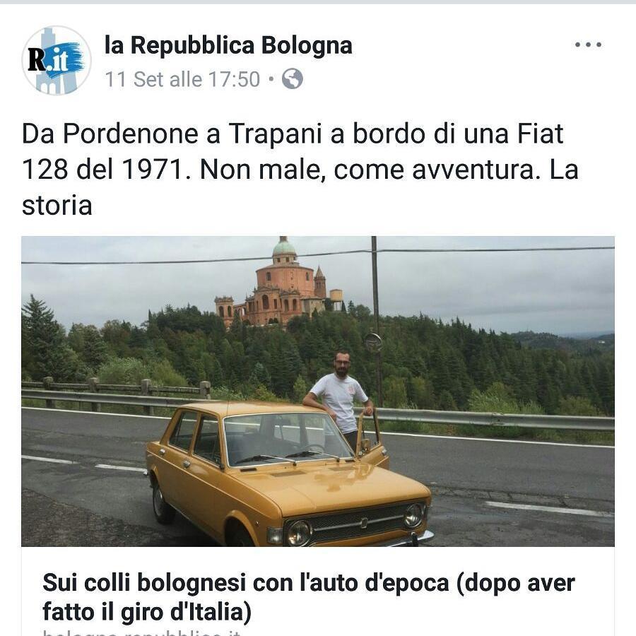 quartamarcia anche su Repubblica!!
